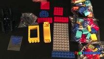 Lego Duplo Batman and Catwoman BatCave Egg Surprise Toys Disney Cars Ryan ToysReview