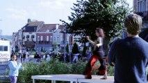 Spectacle de Danse orientale en Belgique par francois-dupont.be