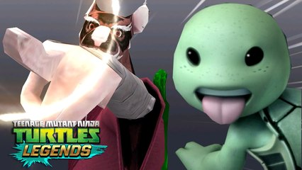 Teenage Mutant Ninja Turtles Legends - Lone Rat and Cubs PVP