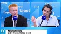 """Adrien Quatennens : """"Les Français n'ont pas voté pour que l'on casse le code du Travail"""""""