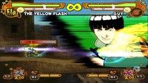 Naruto Ultimate Ninja 5 Jutsu Clash / Jutsu vs Jutsu