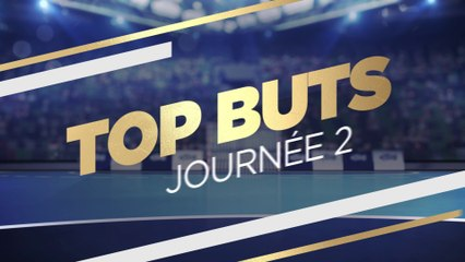 LIDL STARLIGUE 17-18 Top Buts J02