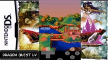 2016 Todos Los Dragon Quest De Nds (IV, V, VI, IX) Para Android Total Mente Español