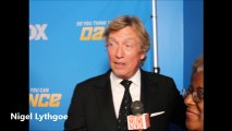 Nigel Lythgoe of So You Think You Can Dance SYTYCD 14 Finale Show  Interview