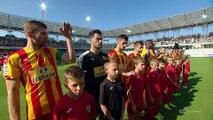 Korona Kielce 1:0 Sandecja Nowy Sącz MATCHWEEK 8 Highlights