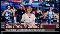 Dünya Otomobilsiz Kentler Günü (Haber 25 09 2017)