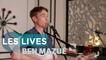 Ben Mazué - Live & Interview