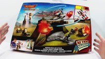 Pista Disney Planes Fire & Rescue Aviões : Piston Peak Air Attack Mattel