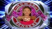 All Pink Ranger Morphs (Mighty Morphin Power Rangers - Power Rangers Dino Super Charge)
