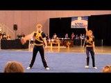 Bryan Allen & Kyle Bloom - 2011 Acro Nationals - Dynamic Routine