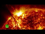 'Ballet of Solar': NASA releases spectacular 5yrs time lapse of Sun