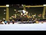 Katelyn Ohashi - 2011 Visa Championships - Floor Exercise