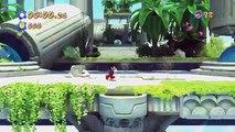 Sonic Generations Mod: Super Mario Generations Metal Mario + Classic Sky Sanctuary