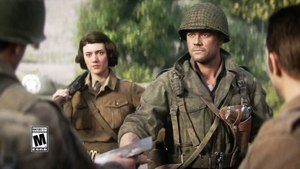Call of Duty: WW2 - Meet the Allies: Crowley (OFFICIAL) 2017