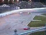8-30-13 Spartan Speedway, Heat # 1, MiniCup Racing, GLS Racing