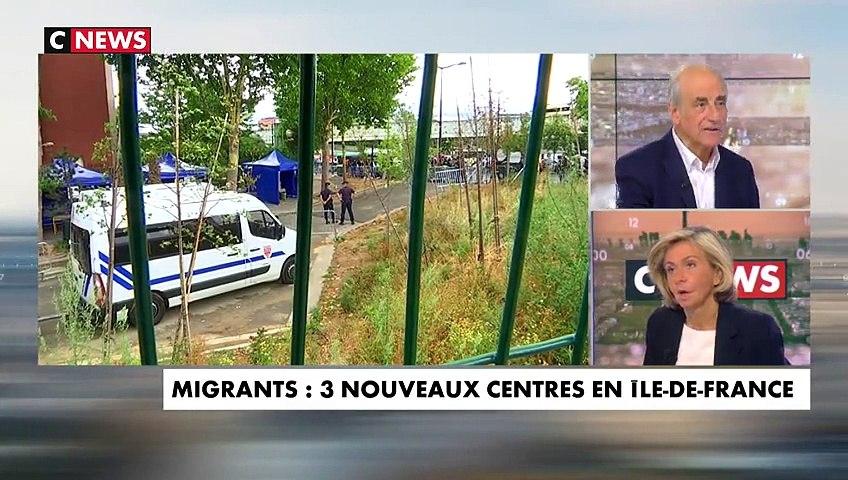 Valérie Pécresse invitée de Jean-Pierre Elkabbach sur Cnews le 26 sept 2017