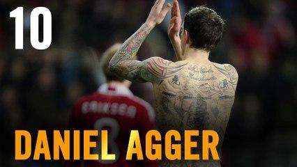 Les 10 tattoos les plus fous de footballeurs