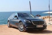 Essai - Mercedes Classe S (2017) : la voiture du patron