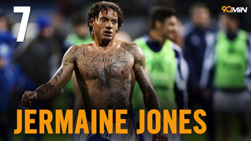Les 10 tatouages les plus fous des footballeurs