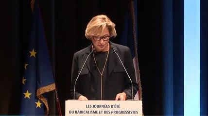 Discours de Nathalie DELATTRE, Secrétaire générale du Parti Radical - Journées d'été du Radicalisme et des Progressistes