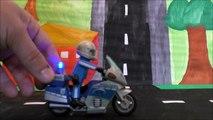 Playmobil Polizei - Flucht vor der Polizei - Folge 4