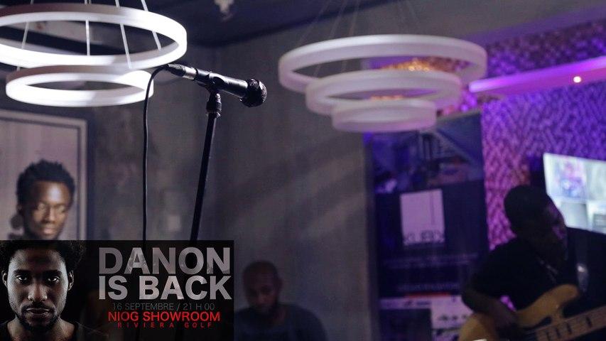 MIKE DANON au NIOG SHOWROOM - Part1
