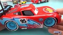 Disney Cars Flash McQueen Ice Racers Turbo radiocommandé Rayo McQueen Les Bagnoles Jouet Review