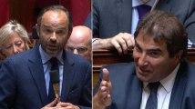 Édouard Philippe recadre Christian Jacob sur les Sénatoriales