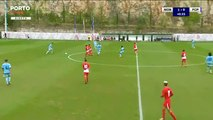 1-1 Junior Joao Maleck Robles Goal UEFA Youth League  Group G - 26.09.2017 AS Monaco Youth 1-1 FC...