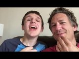 16-Year-Old With Autism Has Adorable Conversation With Dad