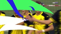 1-0 Hüseyin Bulut Goal UEFA Youth League  Group H - 26.09.2017 Borussia Dortmund U19 1-0 Real...