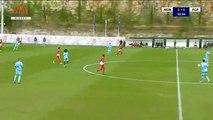 1-2 Benoît Badiashile Mukinayi OwnGoal UEFA Youth League  Group G - 26.09.2017 AS Monaco Youth 1...