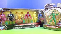 Power Rangers Team With Goldar And Rita Repulsa Hunt For The Sabans Power Ranger Zeo Crystal