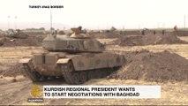 Turkey pressures Iraqi Kurdish leaders with possible sanctions