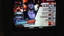 Smackdown Vs Raw 2008 Cheat Codes