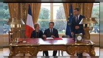 Macron szerint az Európai Unió