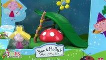 Ben y Holly Tobogán Mágico Magical Slide Playset - Juguetes de Ben y Holly