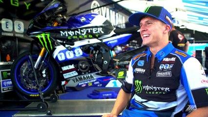 MotoAmerica Supersport Champion Garrett Gerloff Interview Barber Motorsports Park