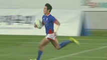 Korea's incredible Asia Rugby Sevens Series try