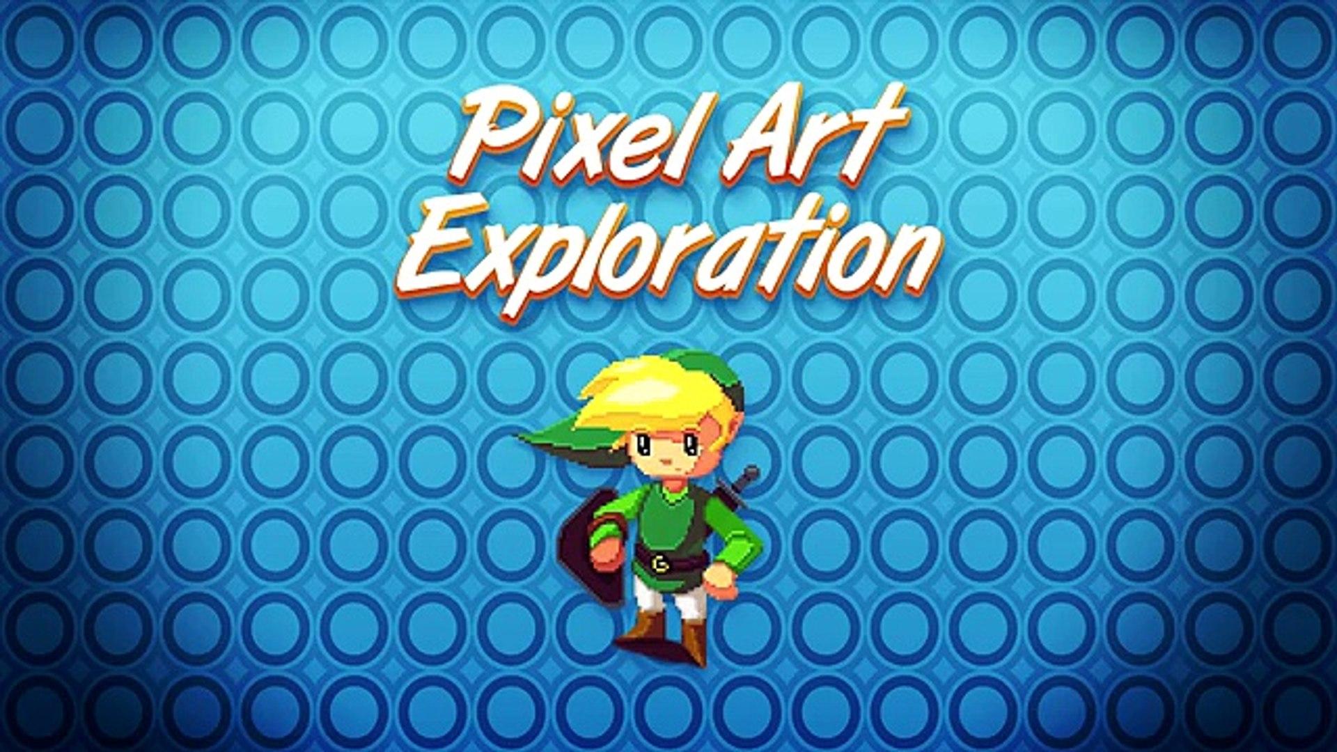 Dessiner Comment à Il Tutoriels 6 16x16 Pixel Art Carer