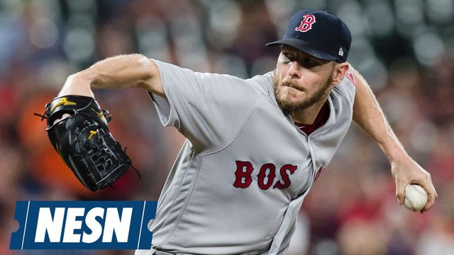 Red Sox Lineup: Chris Sale Takes On Blue Jays
