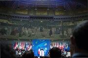 Initiative pour l'Europe – Discours du Président de la République, Emmanuel Macron, pour une Europe souveraine, unie, démocratique.