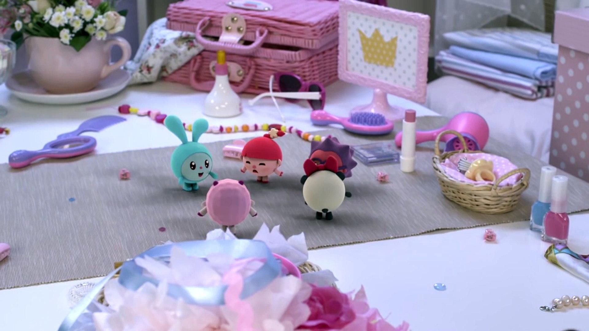 Малышарики - Новые серии - Считалочка (40 серия) Мультики для самых маленьких