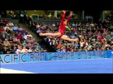 Katelyn Ohashi - Floor - 2012 Kellogg's Pacific Rim Championships