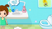 Aprender a ir al baño niños | Aprendiendo a ir al Baño Niños | Lets Play Kids