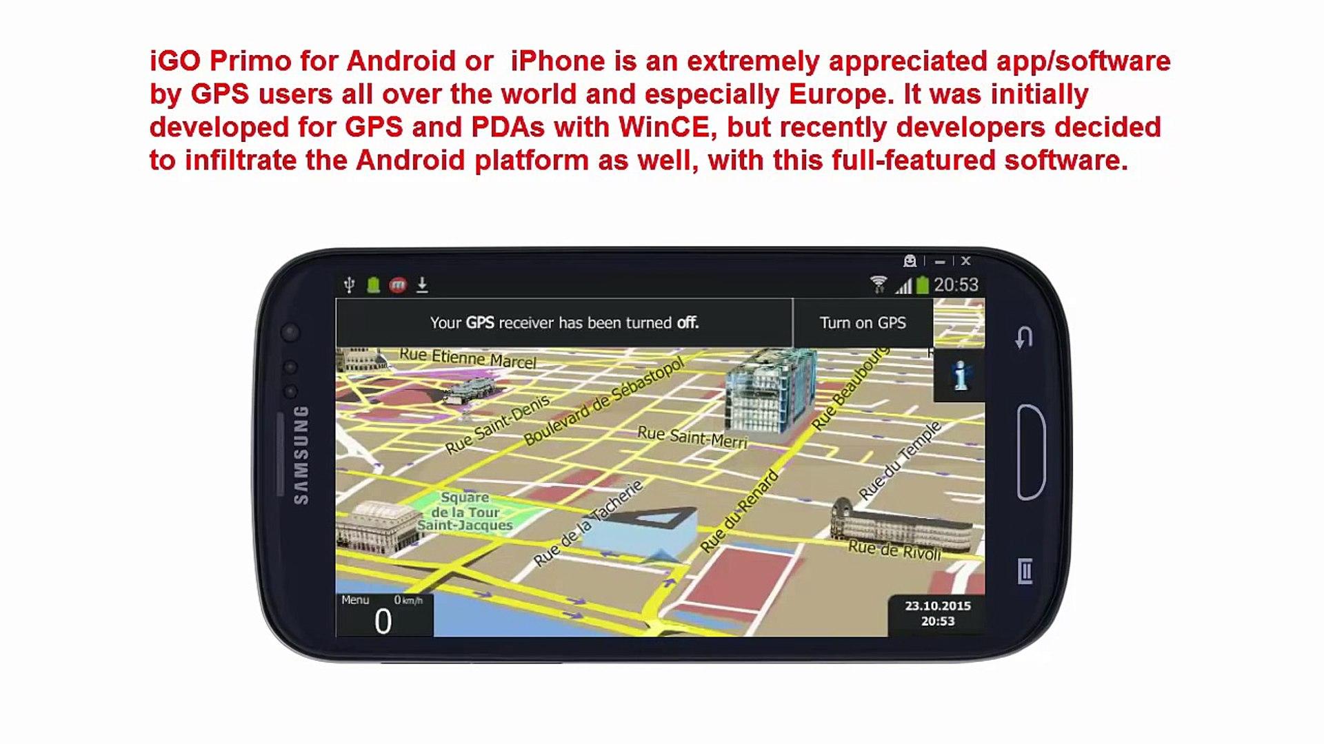 Igo Australia Map 2013.How To Install Igo Primo 9 6 29 On Android