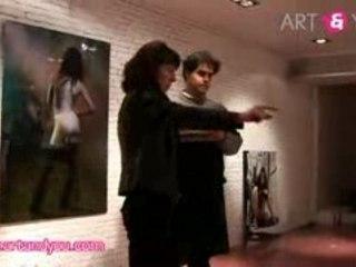Exposition Roy Stuart au Studio Art and You