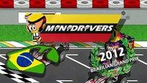MiniDrivers - Chapter 4x20 - new Brazilian Grand Prix