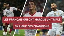 Foot - C1 : les Français qui ont inscrit un triplé en Ligue des Champions