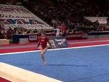 Kerri Strug - Floor Exercise - 1996 U.S Gymnastics Championships - Women